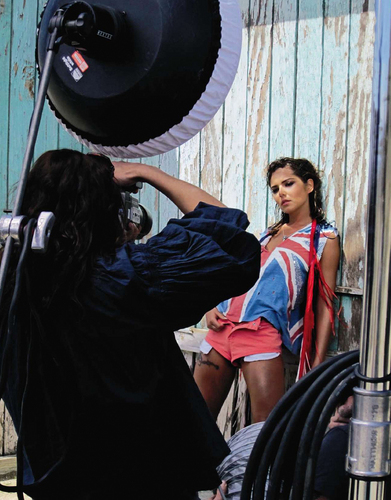 Absynth Outtakes & Behind The Scenes [Photo Shoot]