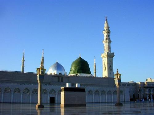 Al-Masjed Al-Nabawi