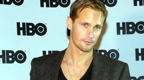 Alexander at HBO Poland's True Blood premiere