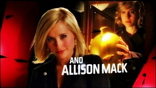 Allison Mack/Chloe Sullivan