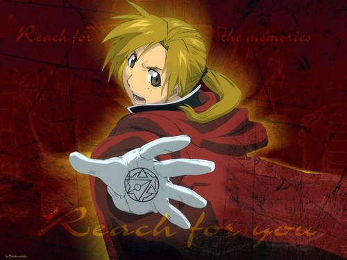 Alphonse Elric fondo de pantalla with anime called Alphonse