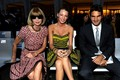Anna Wintour and Federer fashion night