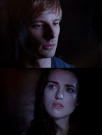 Arthur and Morgana