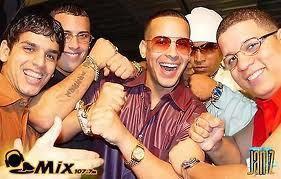 Artistas de reggaeton