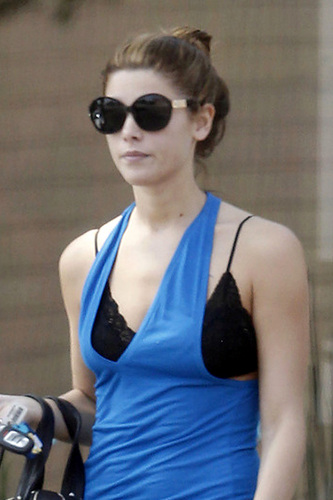 Ashley Greene Wardrobe Malfunction