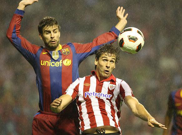 Athletic Bilbao - FC Barcelona (1:3) 25.9.2010