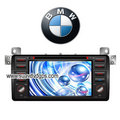 BMW 3Series E46 OEM radio car DVD player GPS digital tv bluetooth