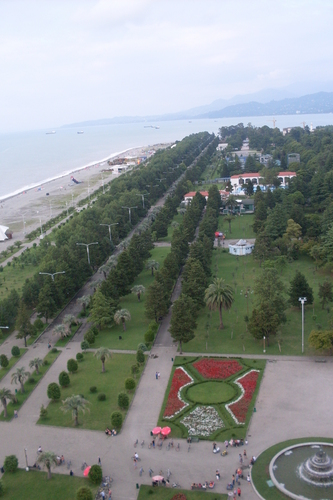 Batumi Boulevard - georgia Photo