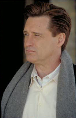 Igby Goes Down wallpaper probably containing a business suit, a suit, and a well dressed person called Behind the Scenes:  Bill Pullman