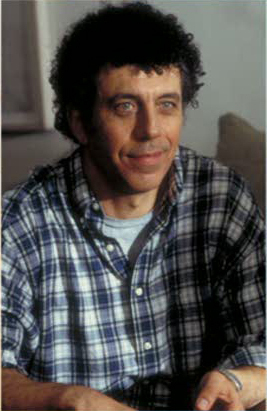 Behind the Scenes: Eric Bogosian