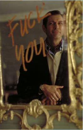 Behind the Scenes: Jeff Goldblum