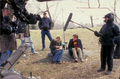 Behind the Scenes: Claire Danes & Kieran Culkin