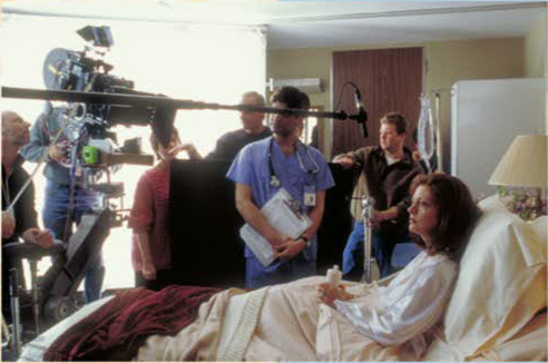 Igby Goes Down wallpaper entitled Behind the Scenes:  Susan Sarandon