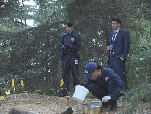 Bones - 6x04 The Body in the Bounty (Promotional Pictures)