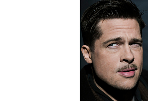 "Brad Pitt, ""Inglourious Basterds"", Berlin, Germany, 2009"