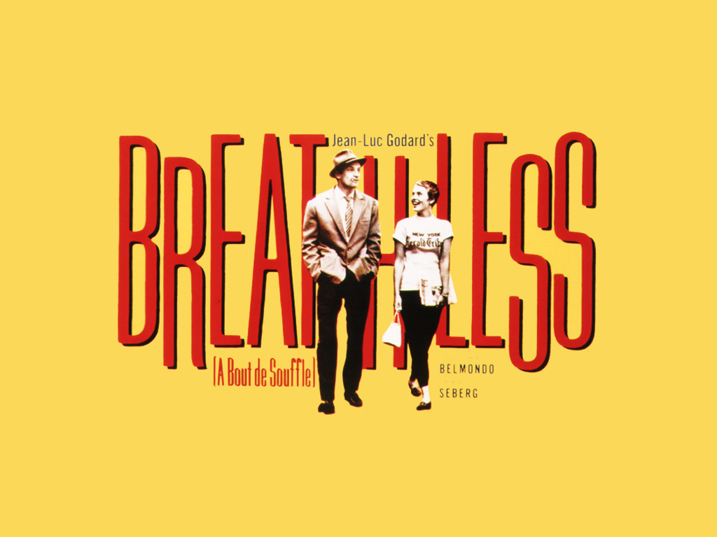 breathless godard In breathless, jean-luc godard captured the spirit of a disillusioned  for the first  time in english, the complete and accurate continuity script of breathless,.