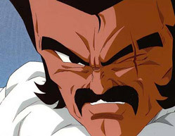 Broly's father, Paragus