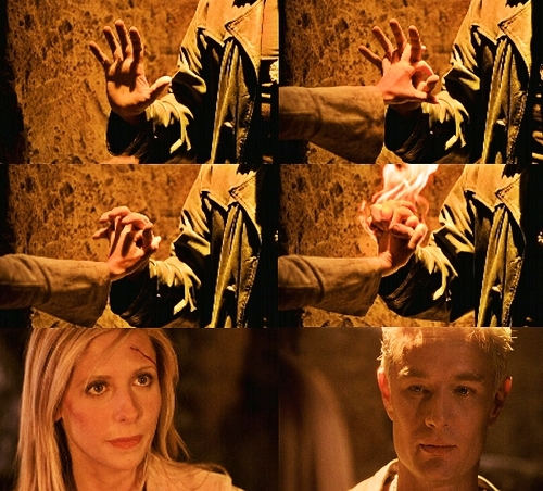 Buffy montrer