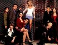 Buffy - angel-and-buffy photo
