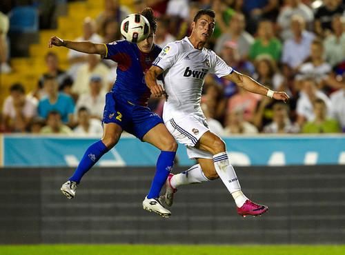 C. Ronaldo (Levante UD - Real Madrid)