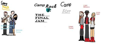 Camp Rock 2: The Final 果酱 TDI Style!