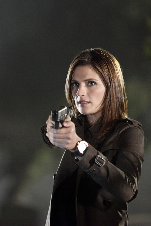 Kate Beckett Castle_3x03_Under the Gun_Promo pics