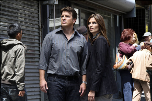 Castle_3x03_Under the Gun_Promo pics