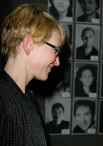 "Cate @ ""Quack"" Opening Night In Sydney"
