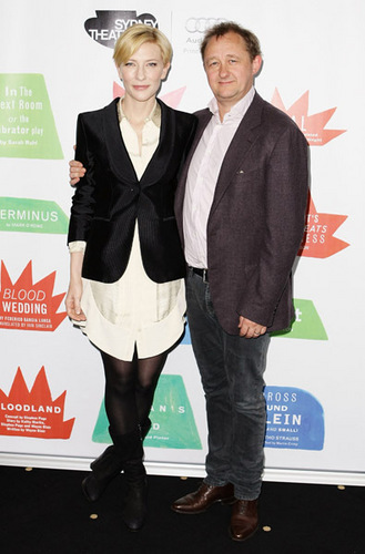 Cate @ Sydney Theatre Company's 2011 Main Stage Launch