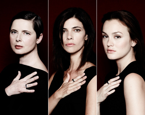 Charity Campaign of BVLGARI