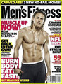 Charlie Hunnam Covers Men's Fitness - sons-of-anarchy photo