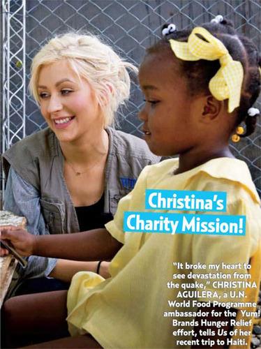 Christina's trip to Haiti: New pic