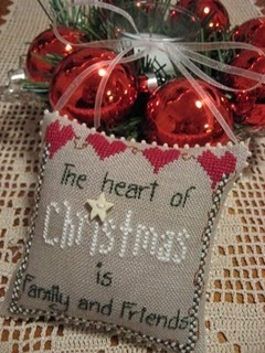 natal Hearts For My Dear Friend Maria <3