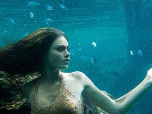 Cleo the mermaid