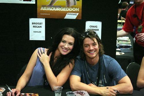 Craig/Bridget ღ - legend-of-the-seeker Photo