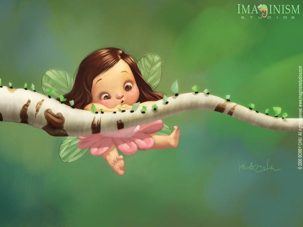 cute fantasy wallpaper 15815577 fanpop