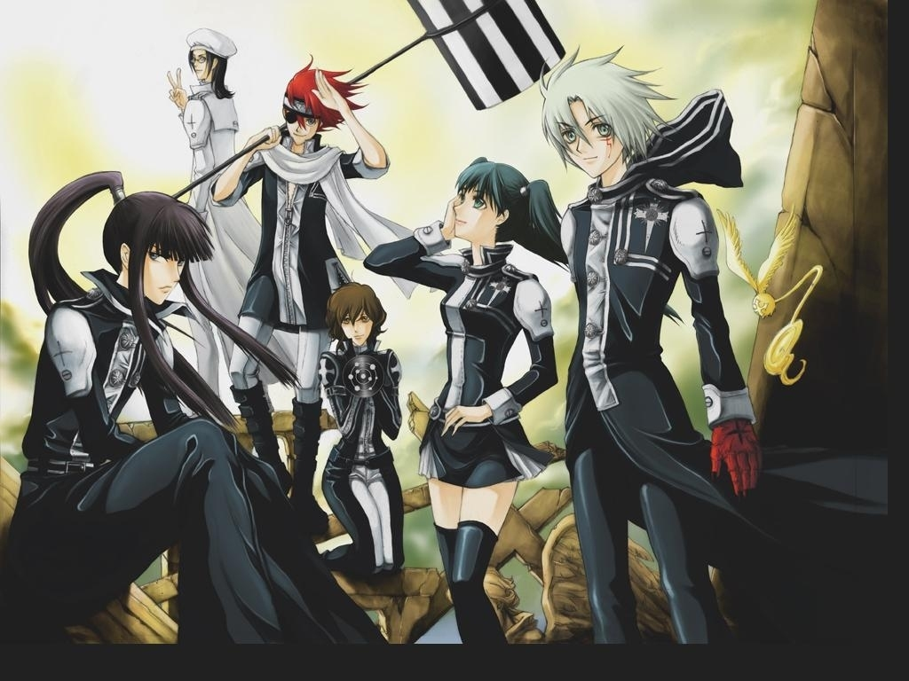 D gray man wall d gray man wallpaper 15863277 fanpop - D gray man images ...