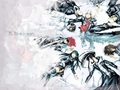 D Gray-Man Wall