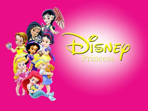 disney princess wallpaper. DP Babies - Disney Princess