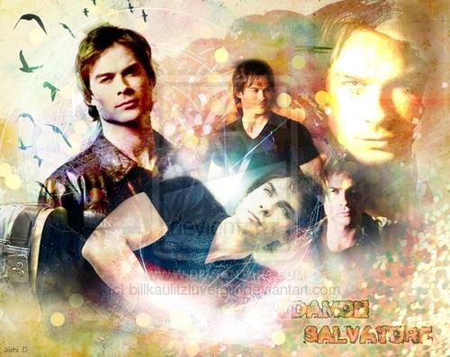 Damon Salvatore 2