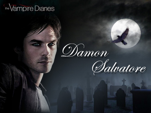 Damon Salvatore Background
