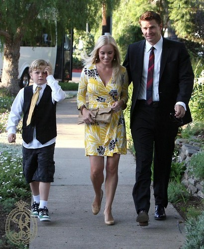 David, Jaime & Jaden- Emily's Wedding♥