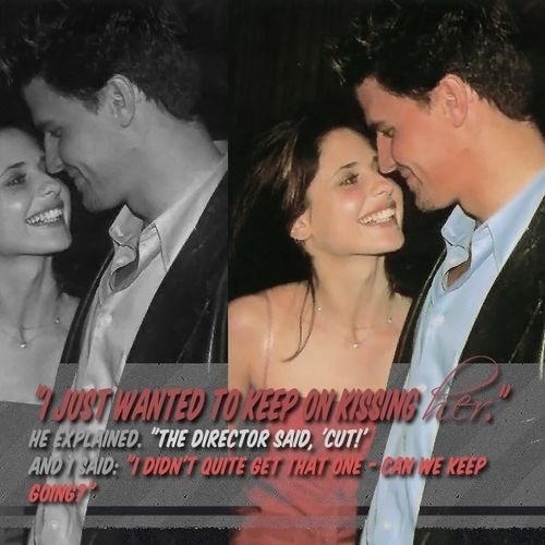 David Boreanaz Quotes Sarah