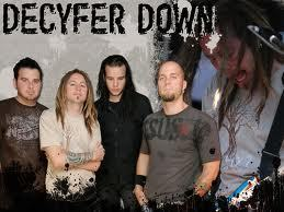 Decyfer Down پیپر وال