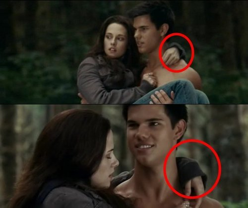 Eclipse Movie Mistakes - bella-swan Photo