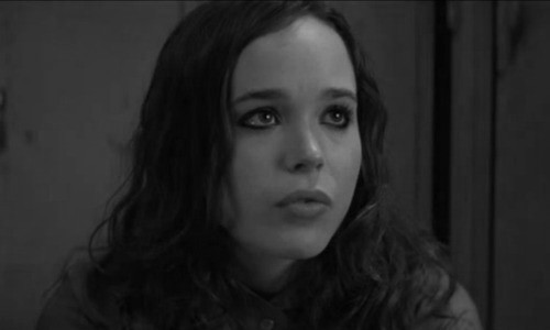 Ellen Page wallpaper probably with a portrait called Ellen Page