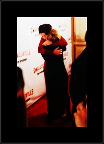 Erica Durance & Allison Mack