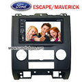 FORD ESCAPE/Maverick factory radio Car DVD Player GPS bluetooth IPOD