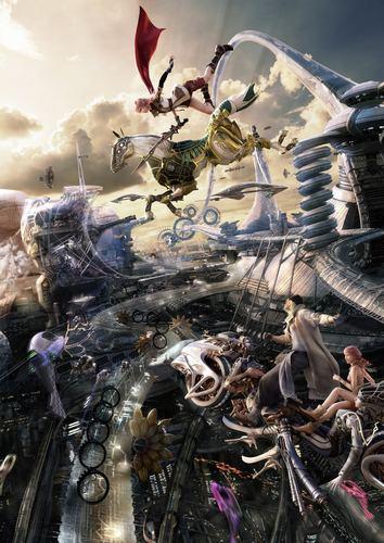Final fantasía XIII