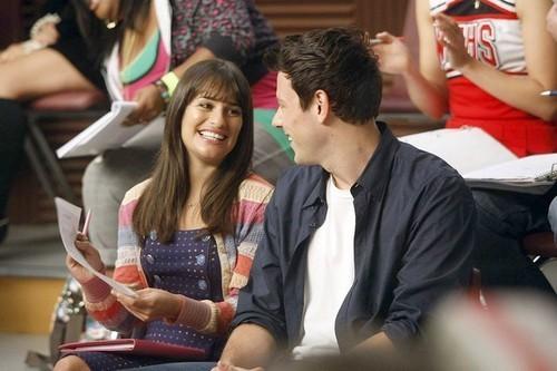 Finn & Rachel <3